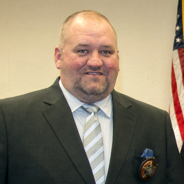 Sheriff Travis Daugherty